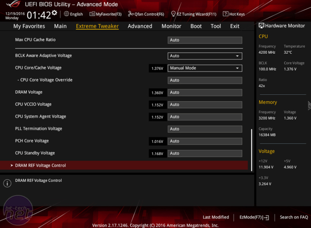 Asus ROG Strix Z270F Gaming Review Asus ROG Strix Z270F Gaming Review - Overclocking, Software, and EFI