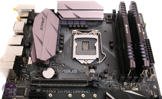 Asus ROG Strix Z270G Gaming Review Asus ROG Strix Z270G Gaming Review - Test Setup