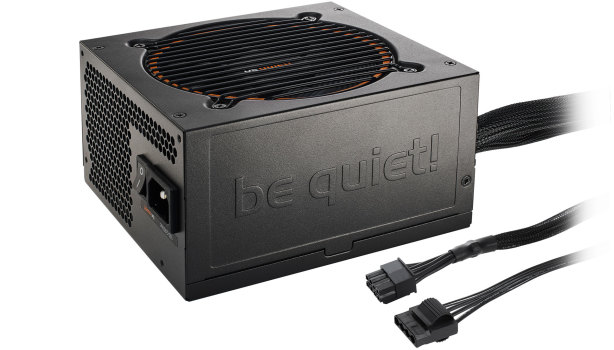 Be Quiet! Pure Power 10 CM 500W Review
