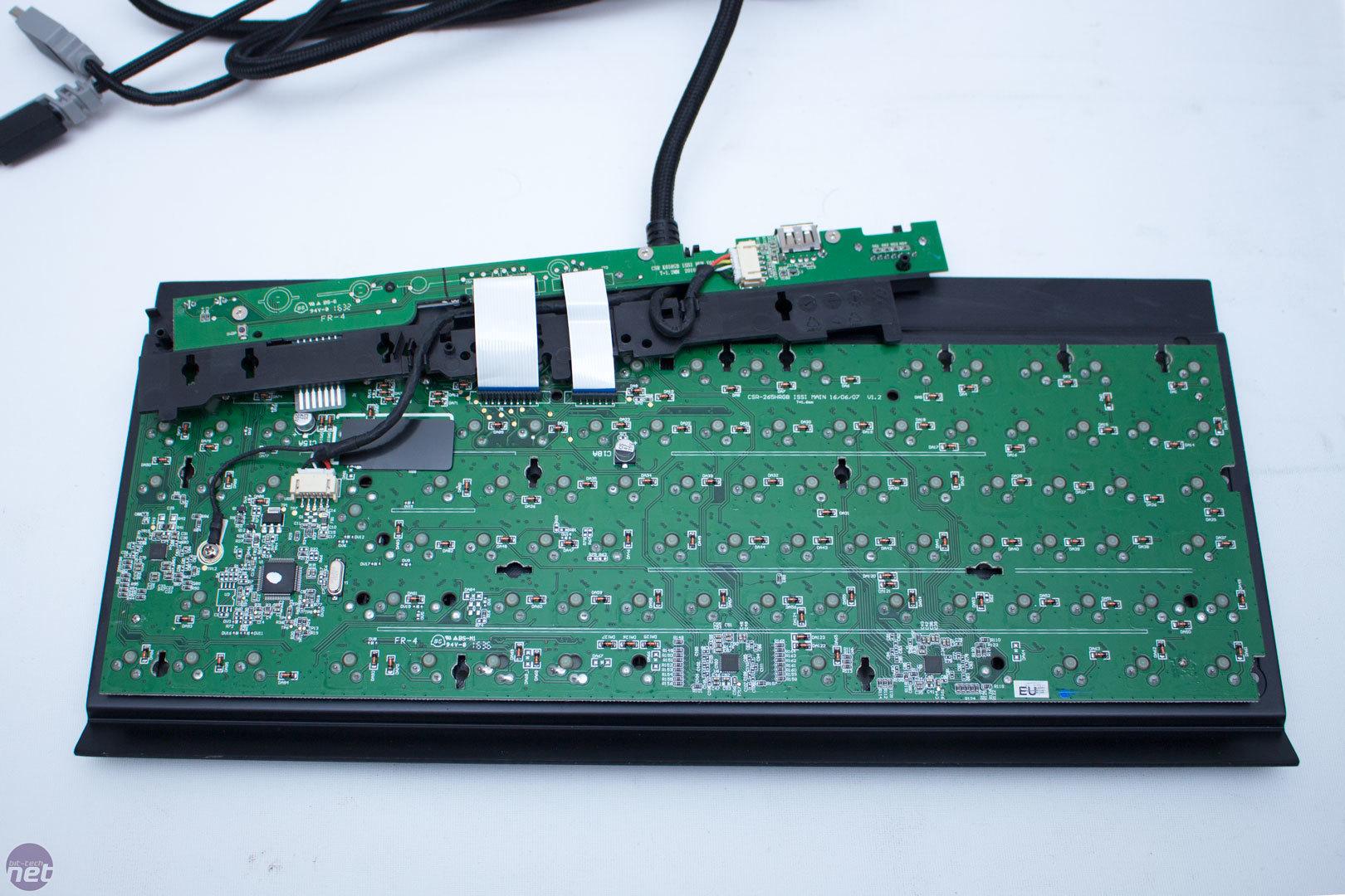 Replacing Mechanical Keyboard Switches: Corsair K65 RGB Mod | bit