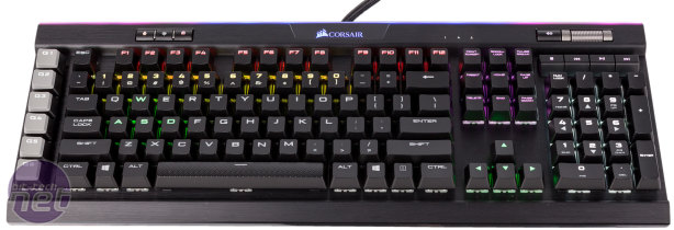 Corsair K95 RGB Platinum Review