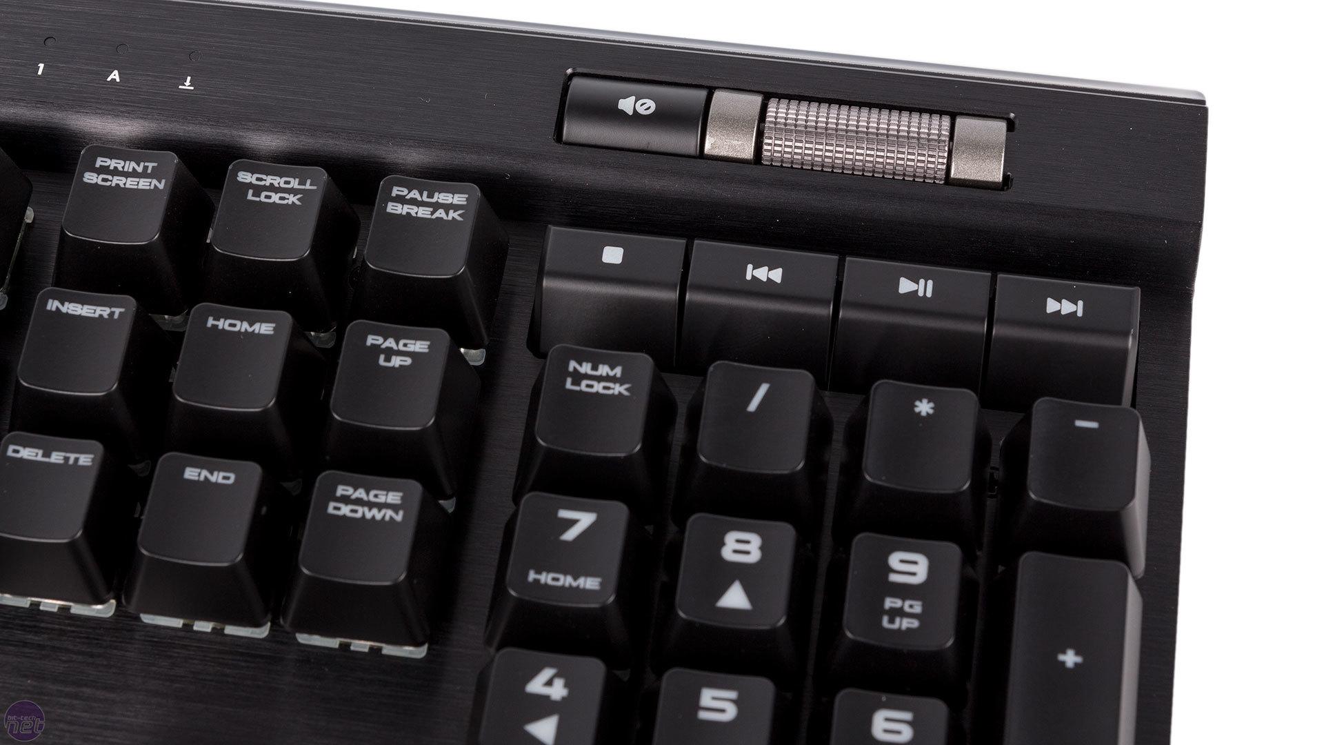 Corsair K95 RGB Platinum Review   bit-tech net