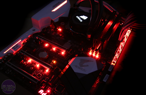 Gigabyte Aorus Z270X-Gaming 7 Review Gigabyte Aorus Z270X-Gaming 7 Review  - Performance Analysis and Conclusion