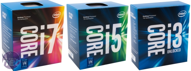 Intel Core i7-7700K, Core i5-7600K (Kaby Lake) and Z270 Chipset Review
