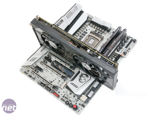 MSI Z270 XPower Gaming Titanium Review MSI Z270 XPower Gaming Titanium Review - Test Setup