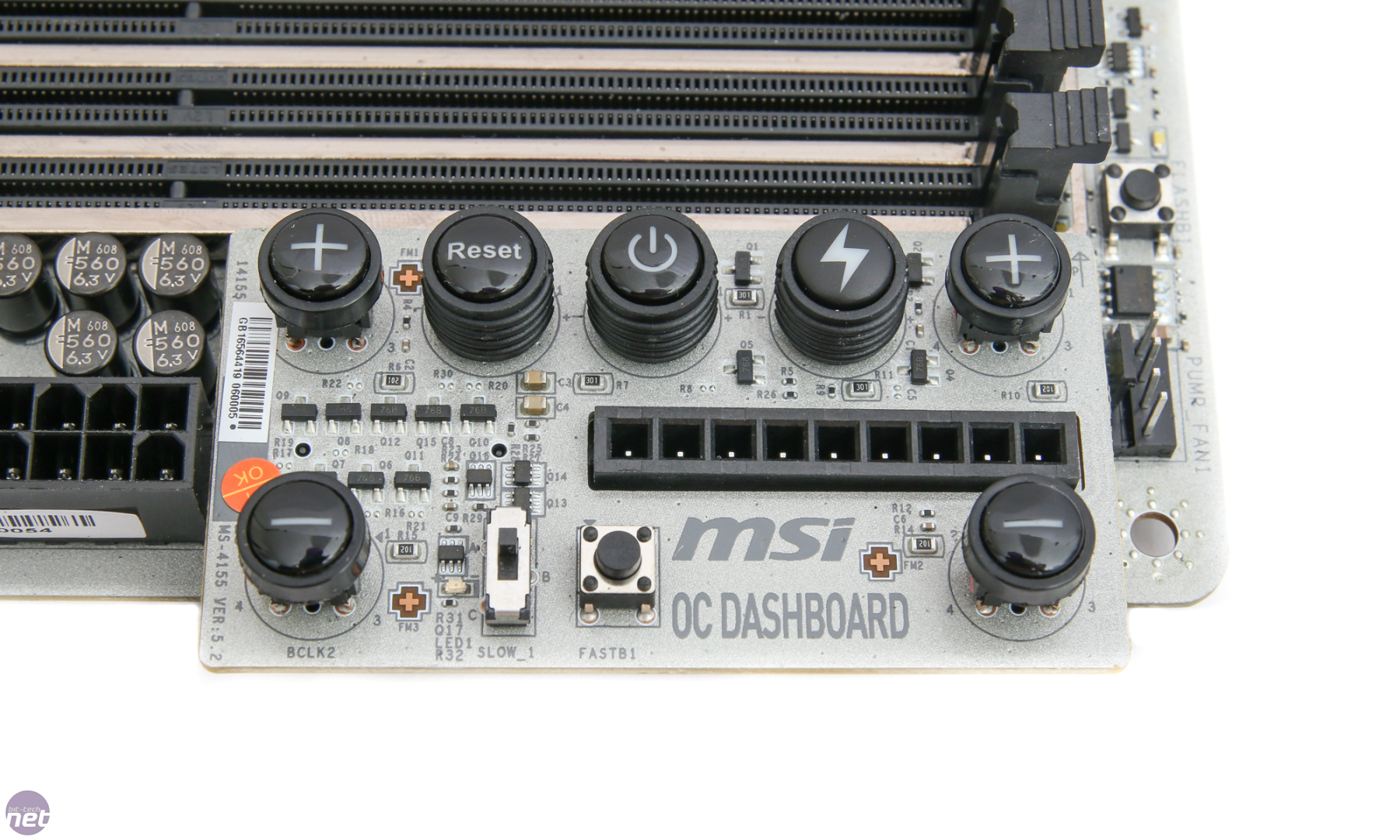 MSI Z270 XPower Gaming Titanium Review | bit-tech net