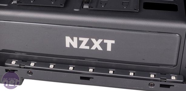 NZXT Noctis 450 ROG Review NZXT Noctis 450 ROG Review - Interior