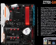 Z270 Motherboard Preview Roundup