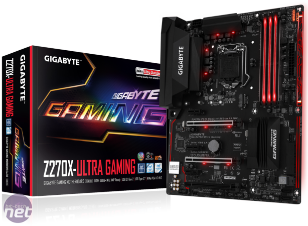 Z270 Motherboard Preview Roundup Z270 Motherboard Preview Roundup - Gigabyte