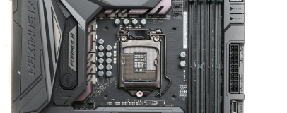 Asus Maximus IX Formula Review