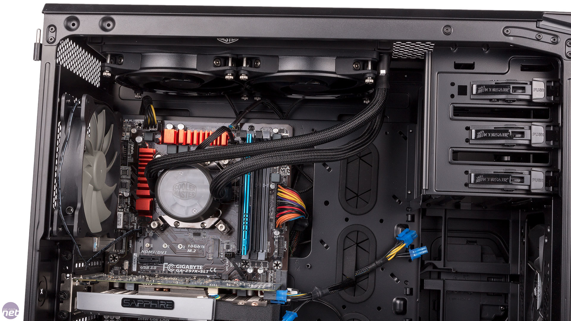 Cooler Master Masterliquid Pro 280 Review