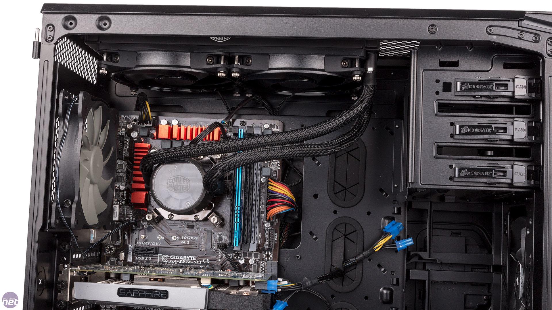 Cooler Master Masterliquid Pro 280 Review