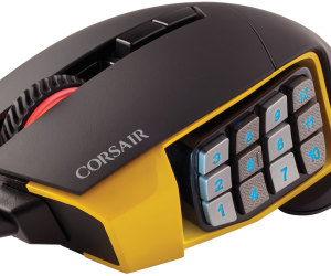 Corsair Scimitar Pro RGB Review