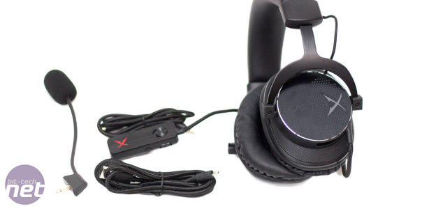 Creative Sound BlasterX H7 Review