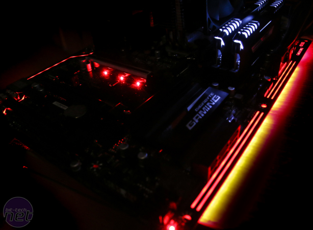 Gigabyte Z270-Gaming K3 Review