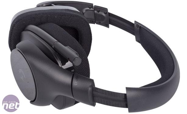Logitech G533 Wireless Review