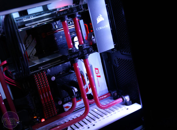 Mod of the Month January 2017 in Association with Corsair CORSAIR 600C MbK by kier