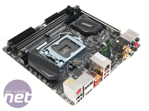 MSI Z270I Gaming Pro Carbon AC Review
