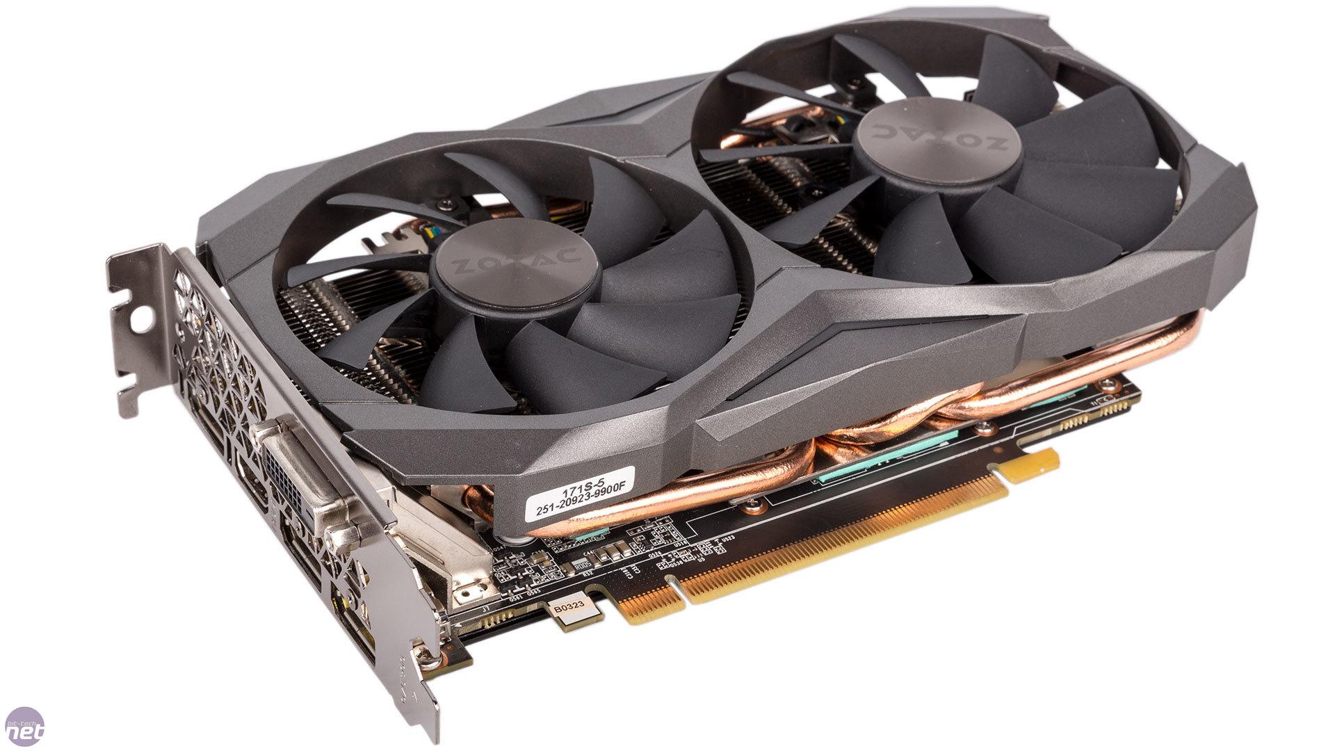 Zotac GeForce GTX 1080 Mini Review | bit-tech net