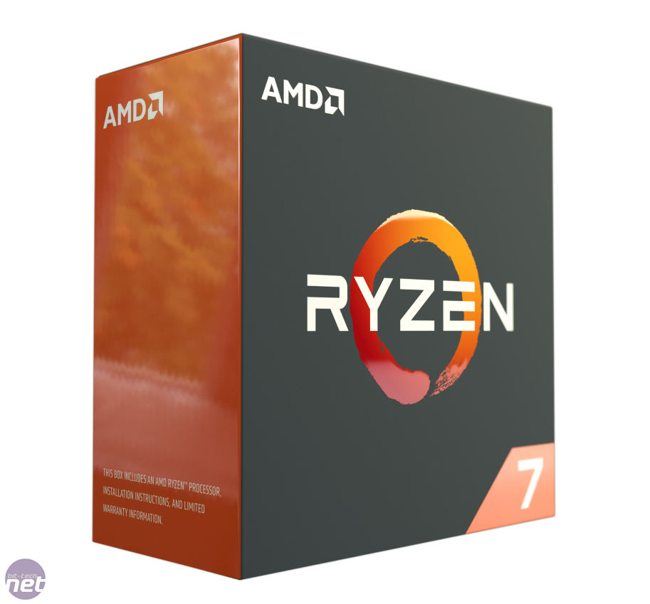AMD Ryzen 7 1800X and AM4 Platform Review | bit-tech.net