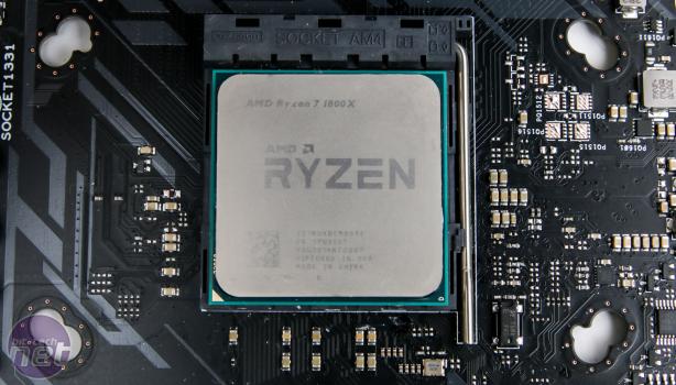 AMD Ryzen 7 1800X and AM4 Platform Review AMD Ryzen 7 1800X and AM4 Platform Review - Performance Analysis and Conclusion