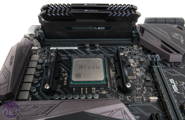 Asus Crosshair VI Hero Review Asus Crosshair VI Hero Review - Test Setup