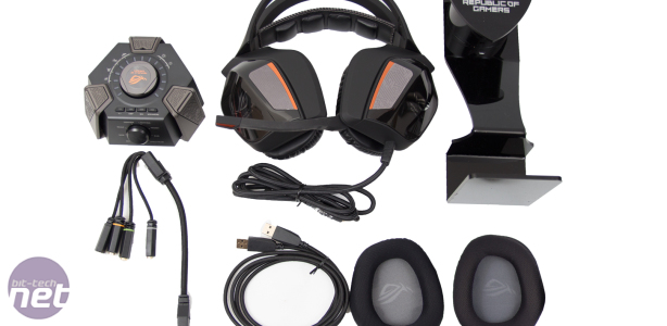 Asus ROG Centurion 7.1 Headset Review