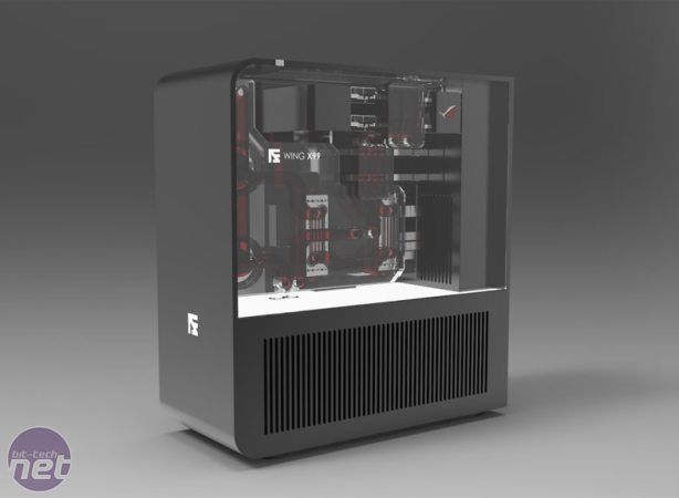 bit-tech Case Modding Update February 2017 in Association with Corsair WING X99 by Andreas | Brodholm
