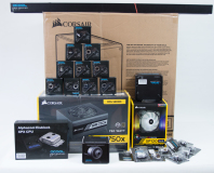 Corsair 460X Build for BoMenzzz: Part One