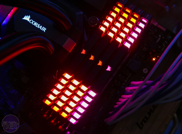 Corsair Vengeance RGB Memory Preview