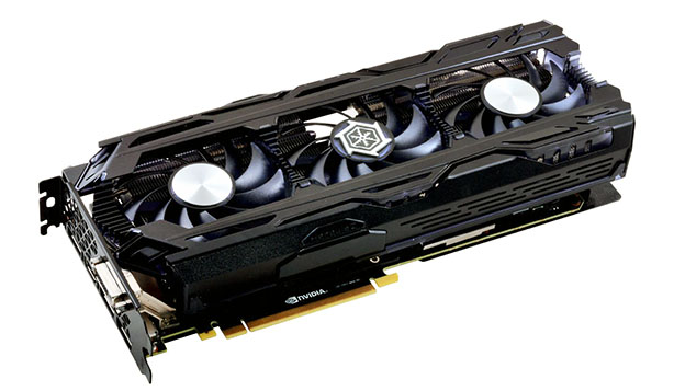 Inno3D GeForce GTX 1080 Ti iChill X3 Introduction