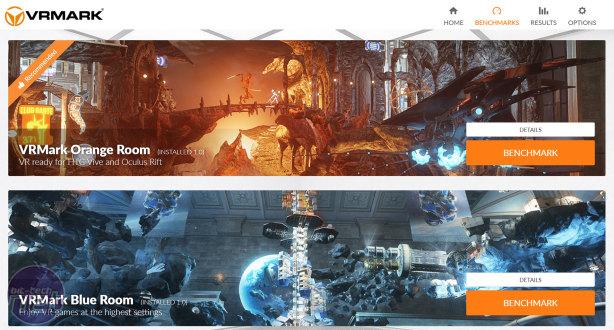Inno3D GeForce GTX 1080 Ti iChill X3 3DMark and VRMark