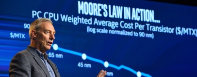 Intel claims Moore's Law is alive and well