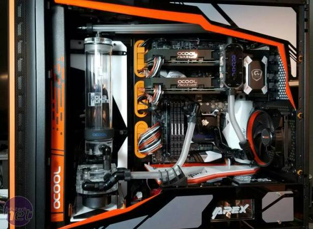 Mod of the Month February 2017 in Association with Corsair APEX by Envious Mods