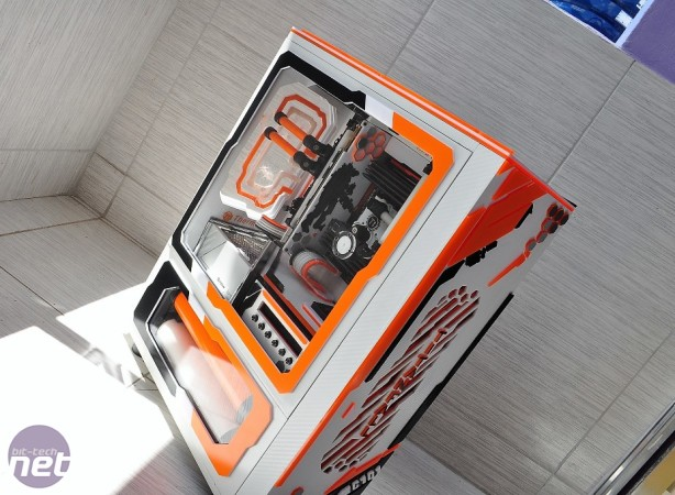Mod of the Month February 2017 in Association with Corsair Casemod Titanfall by Douglas Alves