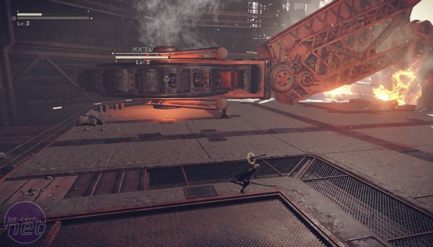 Nier Automata review (Publish on 9th March)  Nier: Automata review