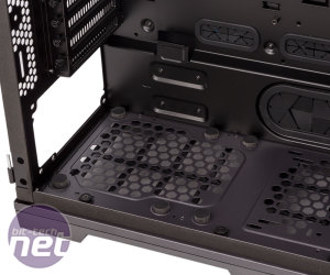 Phanteks Enthoo Luxe Tempered Glass Review Phanteks Enthoo Luxe Tempered Glass Review - Interior