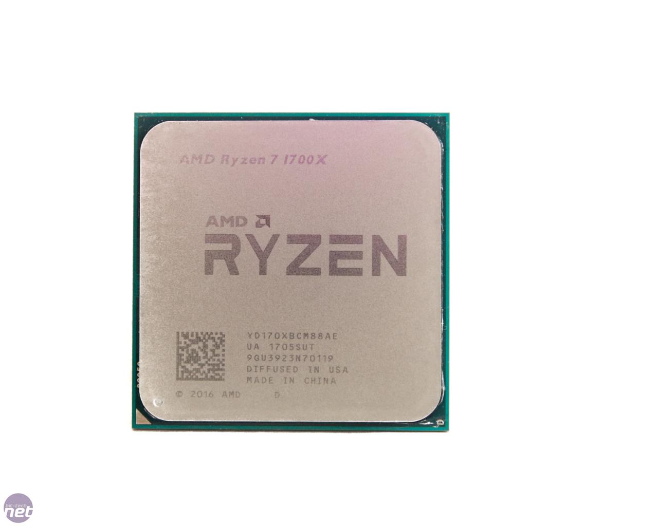 Amd Ryzen 7 1700x Review Bit Tech Net