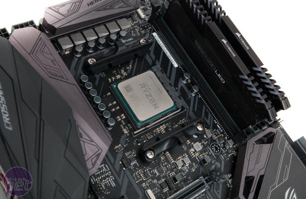 AMD Ryzen 7 1700X Review AMD Ryzen 7 1700X Review - Test Setup