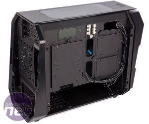 Antec Cube EKWB Edition Review Antec Cube EKWB Edition Review - Interior