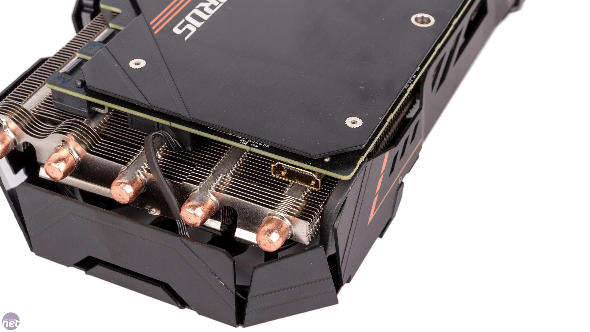 Aorus GeForce GTX 1080 Ti Review | bit-tech net