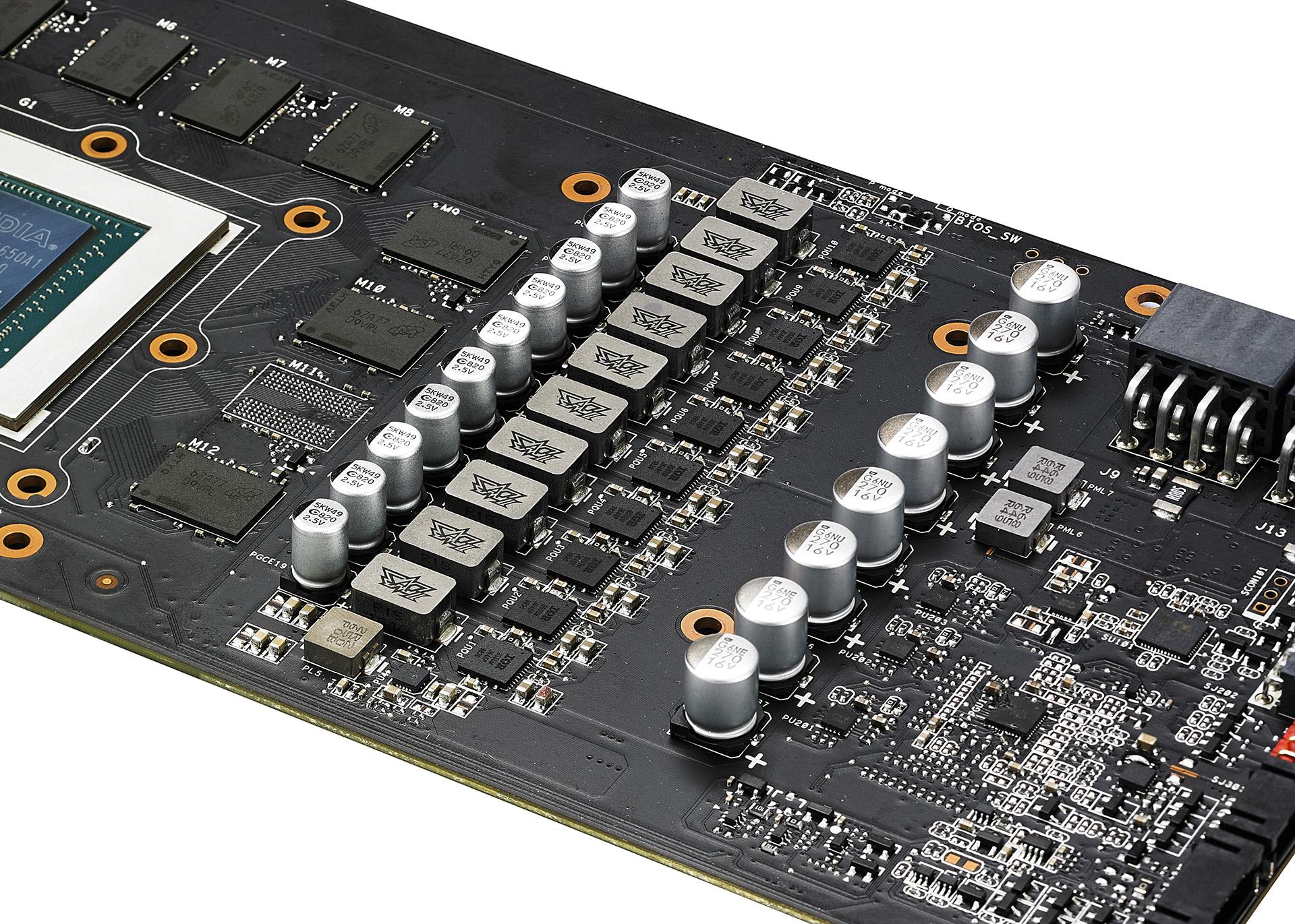 Asus GeForce GTX 1080 Ti ROG Strix OC Review   bit-tech net