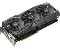 Asus GeForce GTX 1080 Ti ROG Strix OC Review