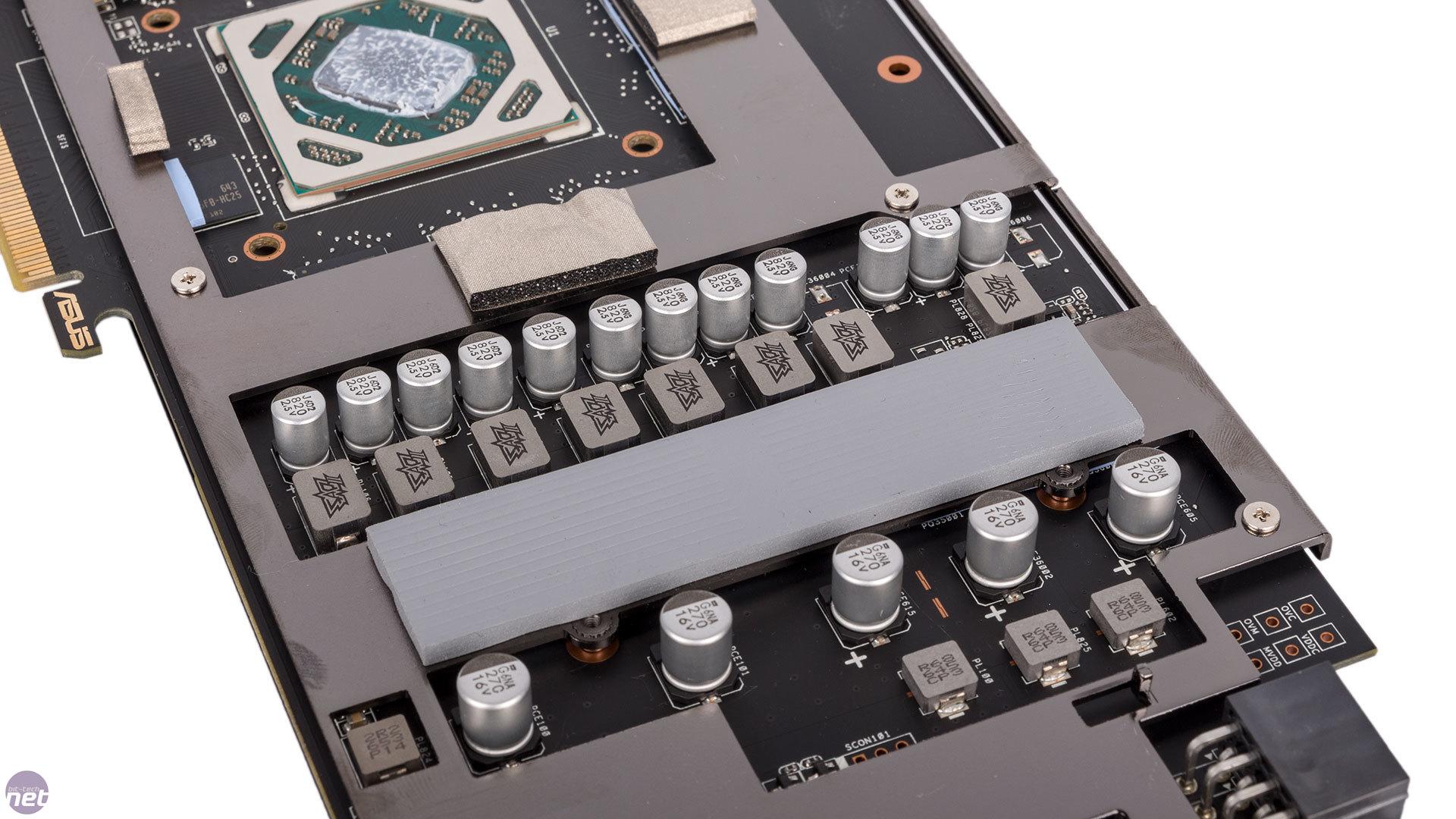 Asus Radeon RX 580 Strix Gaming Top OC Review | bit-tech net