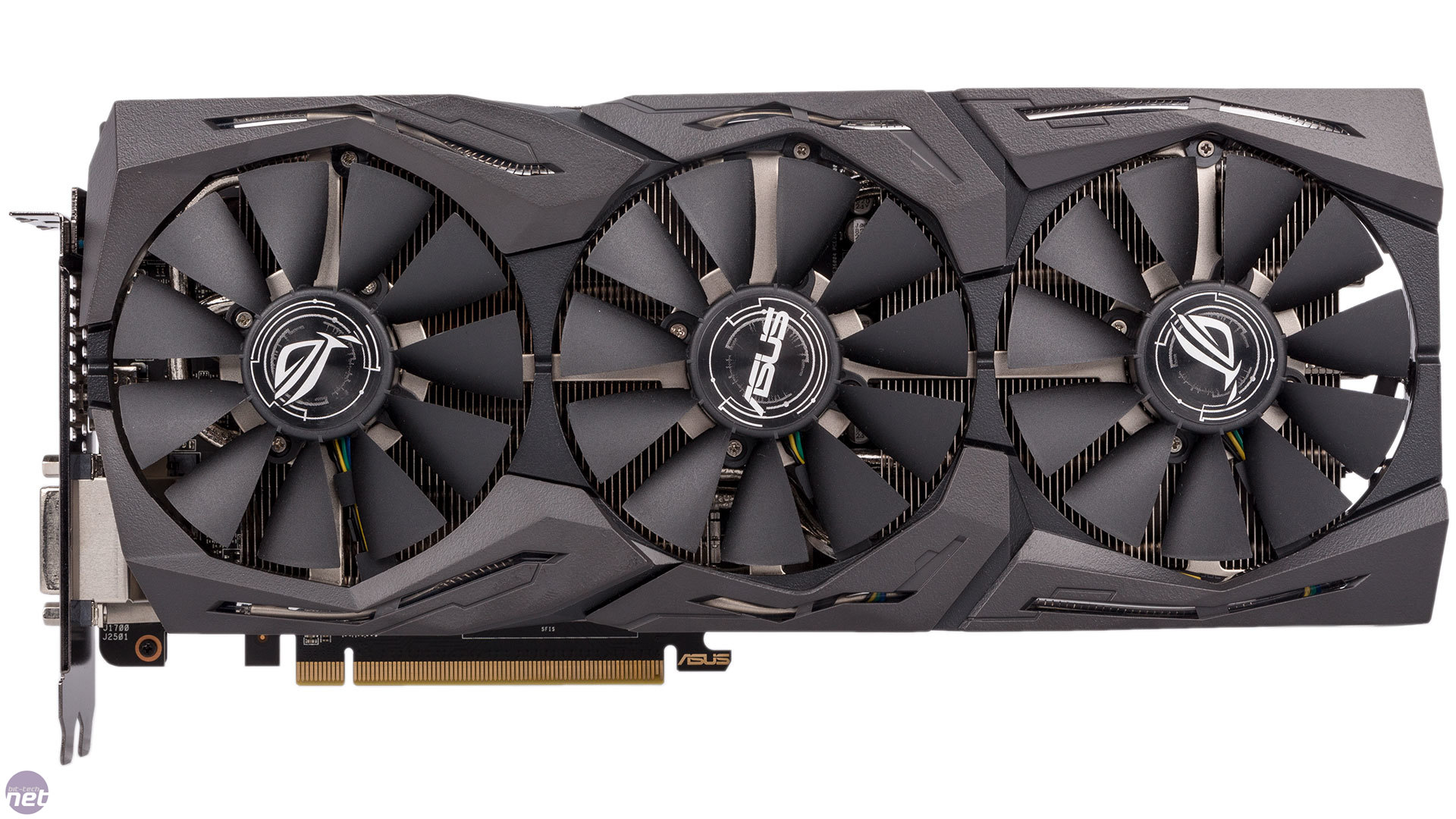 Asus Radeon RX 580 Strix Gaming Top OC Review | bit-tech net