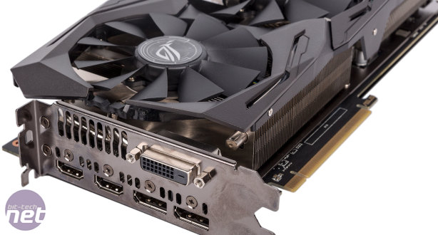 Asus Radeon RX 580 Strix Gaming Top OC Review Asus Radeon RX 580 Strix Gaming Top OC Review - The Card