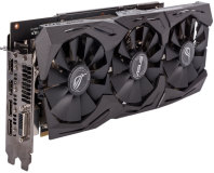 Asus Radeon RX 580 Strix Gaming Top OC Review