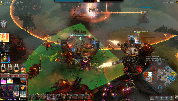 Gameplay Dawn of War 3