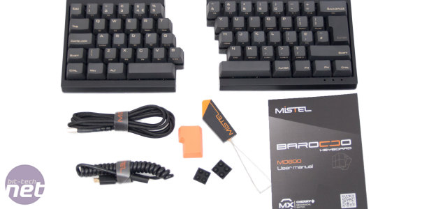 Mistel Barocco MD600 Review