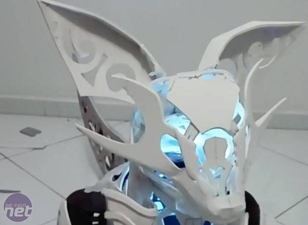 Mod of the Month March 2017 in Association with Corsair Cyber Kitsune by JackAbrao